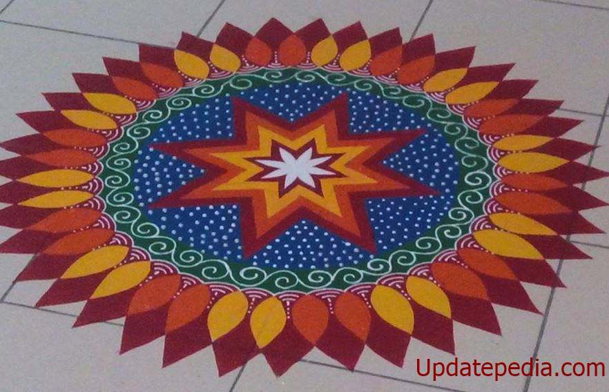 rangoli designs with dots rangoli designs for competition rangoli designs  without dots how to make rangoli. 101  Best   Rangoli Designs     Simple Rangoli Pattern for Diwali
