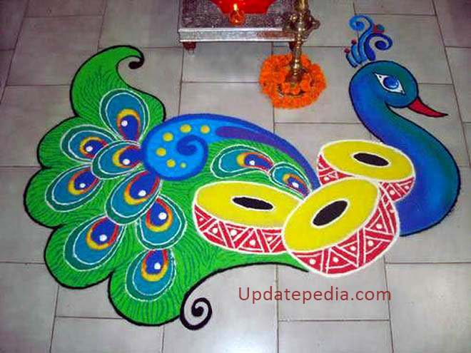 best diwali rangoli designs. 101  Best   Rangoli Designs     Simple Rangoli Pattern for Diwali