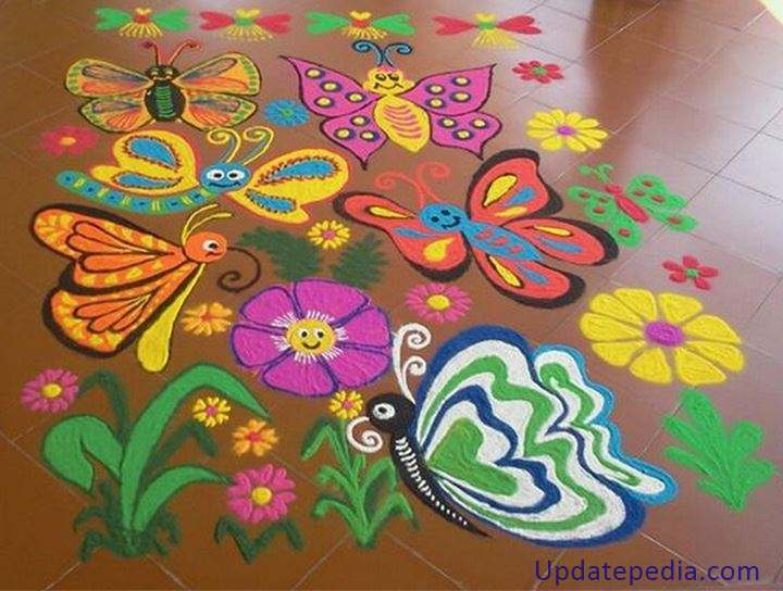 New Rangoli Images Designs for Competition. 101  Best   Rangoli Designs     Simple Rangoli Pattern for Diwali